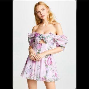 Alice McCall peony dress